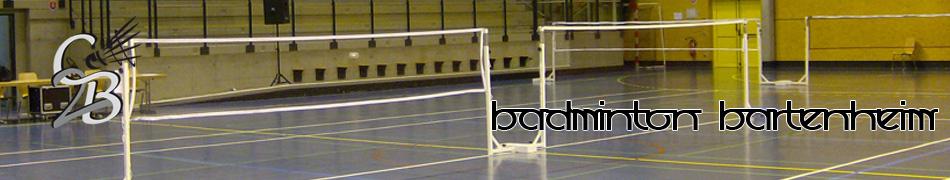 Club de Badminton de Bartenheim (C2B)